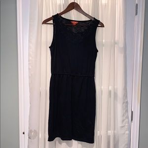 Joe fresh navy summer dress